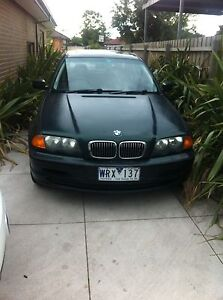 BMW 318i E46 1999 Model Avondale Heights Moonee Valley Preview