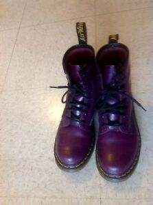 Dr.Martens purple , size US5, EU36