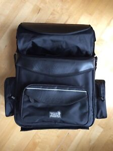 Tourmaster Large Sissybar Bag - used once, mint condition