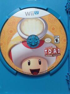 Wii U Captain Toad treasure tracker