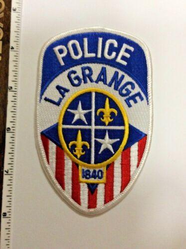 LaGrange Kentucky Police Shoulder Patch New