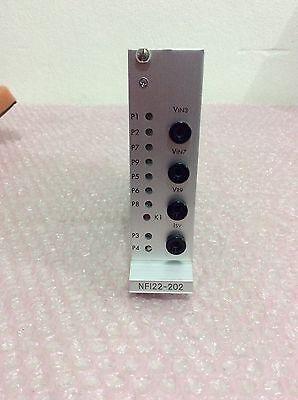 Moog Nf122-202a1 Servo Amplifier Board Nf122-202