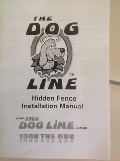 Dog line hidden fence Singleton Singleton Area Preview