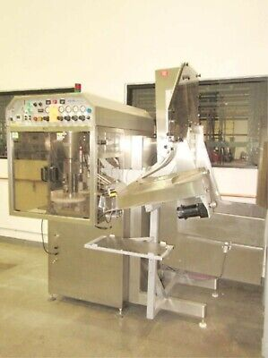 Kalish 5125 Automatic Stainless Steel Push Through Euro Capper System Sn-3040
