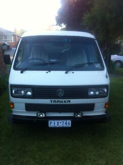 VW camper  TRAKKA  1990 Berwick Casey Area Preview