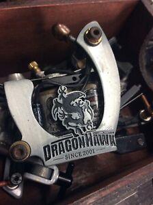 68782 - Dragon Hawk Tattoo Kit - includes 5 tattoo guns Frankston Frankston Area Preview