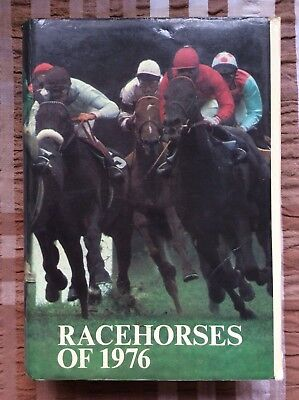Racehorses 1976. J.O.Tobin.The Minstrel,Wollow,Empery etc.