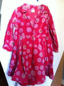 Girls sz 4 designer Oilily  dress like new