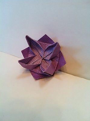 Origami Lotus (Lotus Origami)
