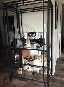 Shelving Unit or TV Stand (Ste.Anne, MB)
