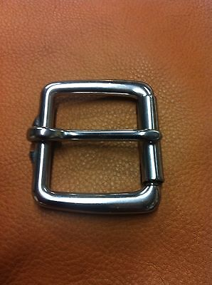 "1.5"" Roller Buckle Stainless Steel Belt Buckle New Heavy Duty"