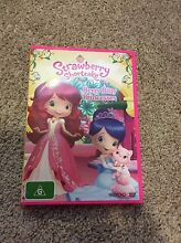 Strawberry Shortcake: berry bitty princesses. R4. EC Oxenford Gold Coast North Preview