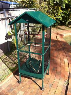 NEW HUGE BIRD CAGE plus extras Gymea Sutherland Area Preview