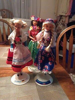 Barbie Dolls. 3