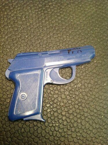Rings Blue Gun Walther PPK