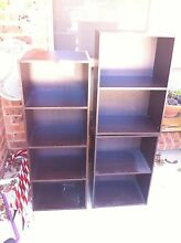 Free bookcases and side tables Gordon Tuggeranong Preview