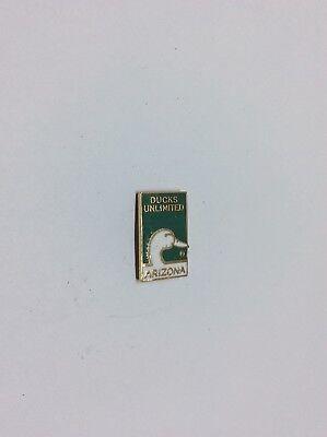 Ducks Unlimited Arizona Lapel Hat Pin