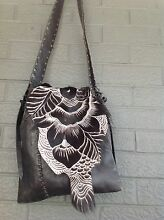 Genuine leather shoulder bag West Beach West Torrens Area Preview