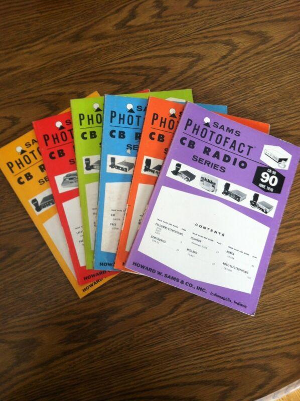 Sams Photofact CB Series Service Manuals 15 - 265