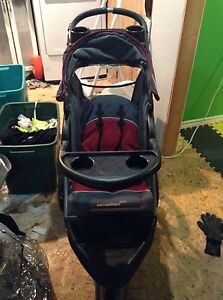 Expedition baby stroller