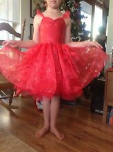 Sparkly Red Christmas Ballet Dress Rockingham Rockingham Area Preview