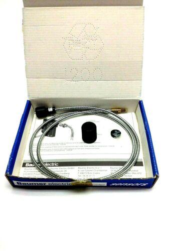 Baumer FUF100A1007 Photoelectric Sensor Glass Fiber Optic 10219608