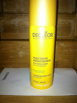 (DECLEOR Softening  Body Care,5 oz/150 ml.HYDRATION & MOISTURISING !!!)