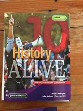 History Alive Year 10 book Prospect Prospect Area Preview