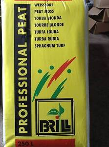Peat Moss Brill 250 Litre Bale Mount Evelyn Yarra Ranges Preview