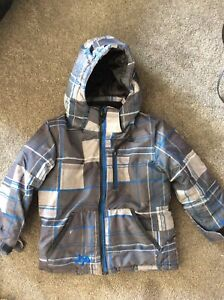Boys winter coat size 4/5