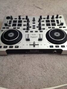 Hercules dj controller only used once (100$ firm