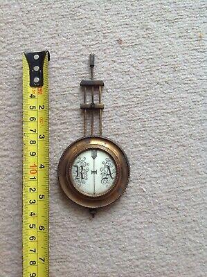 Antique pendelum. Clocks. Vienna