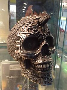 Metal day of the dead Sugar skulls by Frost