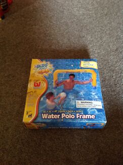 Pool toy Bestway water polo frame  Adelaide CBD Adelaide City Preview