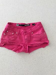 Women's Jean Shorts-Size 6 Austins Ferry Glenorchy Area Preview