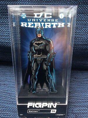 DC Universe Rebirth FIGPIN Batman 36, NEW IN PACKAGE