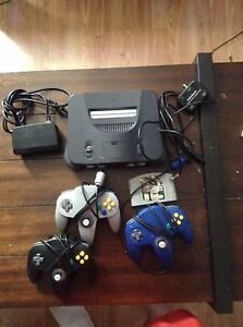Mint condition n64