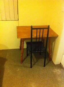 Small Desk with chair Strathfield Strathfield Area Preview