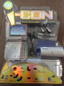 i-CON Gameboy Advanced SP Starter Kit