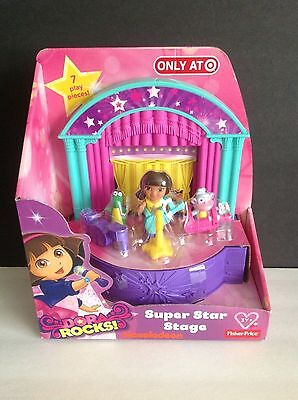 - Dora Rocks SUPER STAR STAGE Nickelodeon