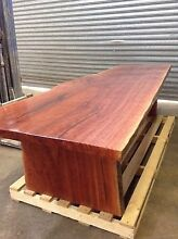 Huge Red Gum slab dining table Strathfield South Strathfield Area Preview