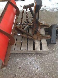 Poly plow for 1992 dodge diesel Kitchener / Waterloo Kitchener Area image 2