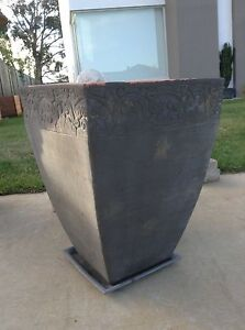 Large pots and huge pedestal base birdbath or plant pot Youngtown Launceston Area Preview
