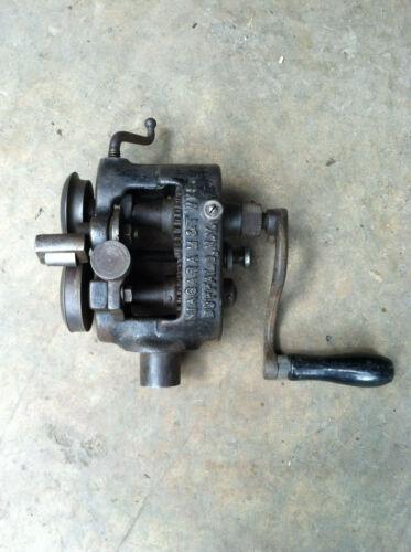 Antique Niagara  Bead Roller Tinsmithing Tool