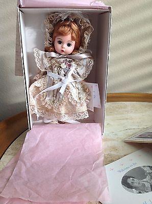 MIB Madame Alexander Charming Silk Victorian 25035