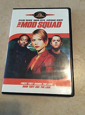 The Mod Squad (DVD, 1999)