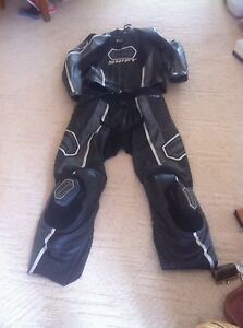 Motor bike leathers Greenwith Tea Tree Gully Area Preview