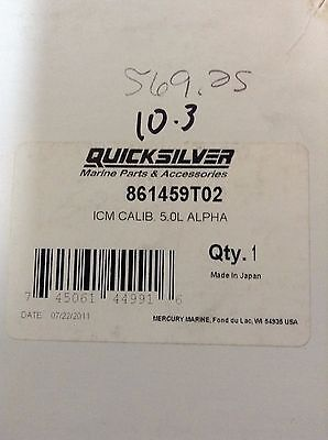 Mercury Marine Quicksilver - New Module ICM - Part # 961459T02
