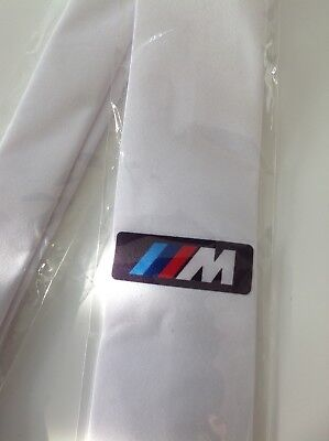 bmw tie sport turbo M2 M3 M4 M5 new slim tie gift for sale  London