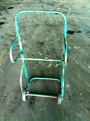 Greenlee 911 Wire Dispenser Cart  5 Spindle Holes